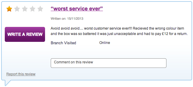 USC - worst service ever review