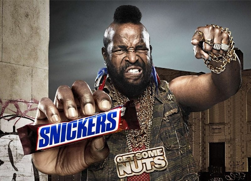 Snickers - Get Some Nuts Image